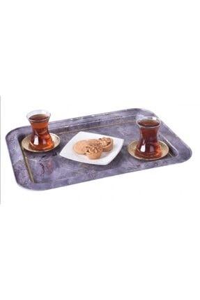 Vip Ahmet Marble Tray 31,5 Cm * 43 Cm | VIPAHMET-VP-247